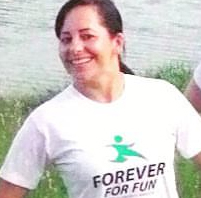 Faby Medalha - Forever For Fun Team